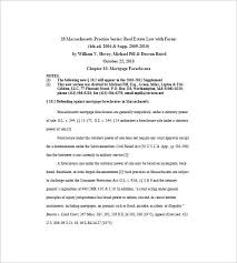 9 Mortgage Promissory Note Free Sample Example Format Download