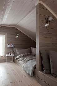 Bedroom Attic Bedroom Ideas Brown Floors Contemporary Ahmedabad - Attic bedroom