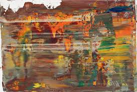 gerhard richter abstract painting 2005
