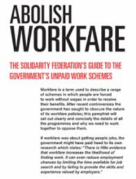 Abolish Workfare The Solidarity Federations Guide To The