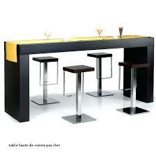 Table De Bar Cuisine Table Cuisine Pas Belle Table Bar Able Table De