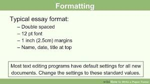 how to write a paper faster steps pictures wikihow image titled write a paper faster step 11