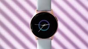 Samsung Watch Comparison Chart Samsung Galaxy Watch Active 2