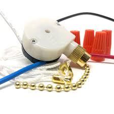 4 wire fan switch zing ear ze 208s e89885 brass finish