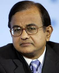 Union Finance Minister Shri P. Chidambaram