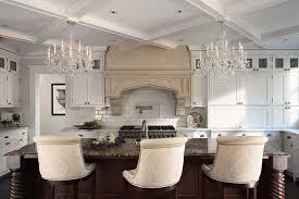island chandeliers 3601l 40 schonbek traditional kitchen