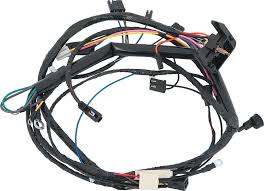 1971 pontiac firebird parts electrical and wiring wiring and harnesses
