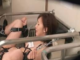 Toilet hole bondage whores 2