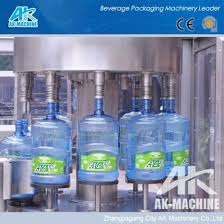 5 gallon 19l water filling machine of automated 5 gallon filling line
