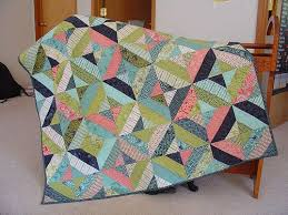 332 best Quilts: Jelly Roll Quilts, etc. images on Pinterest ... & Jellyroll Quilt Idea Love the design Adamdwight.com