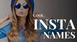 400+ Best Stylish Attitude Names For Instagram For Girls
