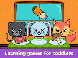 Shapes and Colors – Kids games for toddlers - by Bimi Boo Kids ...