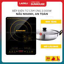 Tổng hợp Bếp Từ Sunhouse Shd6800 giá rẻ, bán chạy tháng 9/2021 - BeeCost