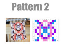 Bead Loom Patterns For Beginners Simple Inspiration