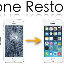 iphone repair. photo of iphone repair - sacramento, ca, united states. before and after iphone e