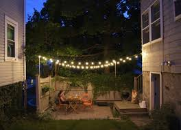 outdoor lighting stunning patio light pole outdoor light pole mount outdoor string lights and greenery