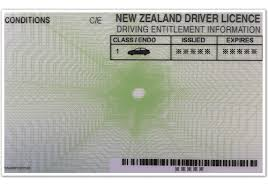 Rent-a-car Zealand To Required New Ots In Documents Drive