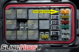 polaris fuse box polaris printable wiring diagram database polaris slingshot mini atm led illuminated replacement fuses source
