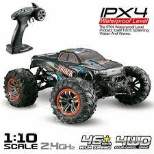 XINLEHONG <b>9125 1:10</b> 2.4G 4WD Brushed 46km/H <b>High Speed</b> Off ...