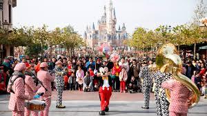 shanghai disneyland weles almost 8 million guests