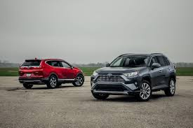 2019 toyota rav4 which pact suv is best