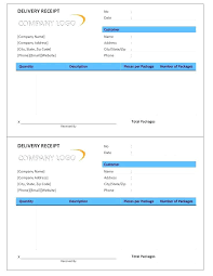 Invoice Template Word Inspiration Delivery Form Template Word Invoice For Order Excel Proof Of