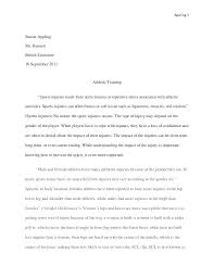 essay about team building montreal