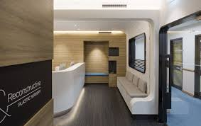 Interior Design Or Architecture Adorable CLINIC DESIGN A R Plastic Surgery By BASE Architecture Brisbane