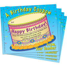 Downloadable Coupons Happy Birthday Downloadable Coupons