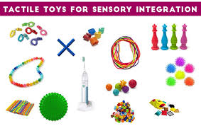 tactile toys for sensory defensiveness and stimulation integrated learning strategies