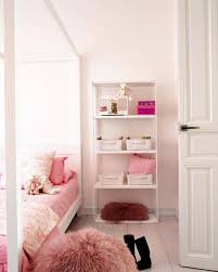 Little Girls Bedroom For Small Rooms Pink Modern Room