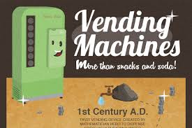 Catchy Vending Machine Slogans Beauteous 48 Intriguing Vending Machine Sales Statistics BrandonGaille