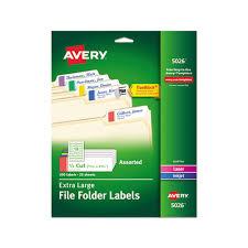 Avery X 15 16 X 3 7 16 We Asst 450 Pk Large 1 3 Shoplet Com