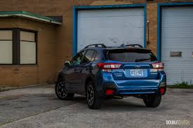 2018 subaru crosstrek.  crosstrek first drive 2018 subaru crosstrek review in subaru crosstrek