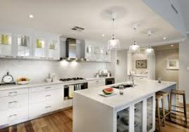 modern white kitchens with dark wood floors. Brilliant Kitchens White Kitchen Dark Wood Floors Modern Concept Floor The  With Gray For Kitchens