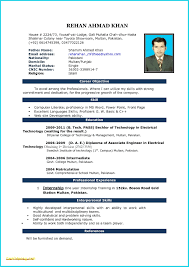 Modern Resume Template Preview Microsoft Word Download Free