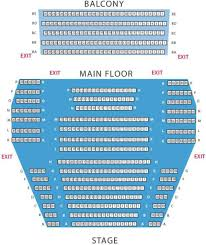 Hulman Civic Center Seating Chart Venue Hatfield Hall Rose Hulman