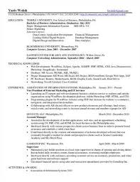 Gamestop Resume Example