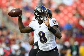 Lamar Jackson reportedly focused on ...