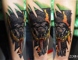павел зорин Tattoo Hitech