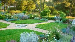 Small Picture garden design ideas for large gardens Home Design Ideas