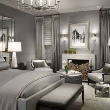 bedroom inspiration gray. Inspiration For A Transitional Bedroom Remodel In Chicago With Gray Walls  And Standard Fireplace Inspiration B