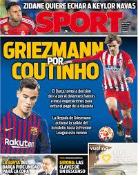 Fc Barcelona News El Mundo Deportivo