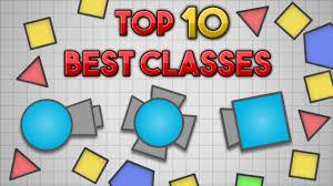 Diep Io Chart Diep Io Top 10 Best Classes 2018 Strongest Diep Io Tanks
