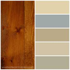 wood colored paintpaint colors to go with warm wood  Decorating ideas  Pinterest