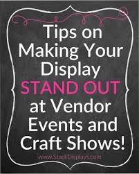 Stall Display Stands 100 best Best Vendor Table Display Ideas images on Pinterest 76