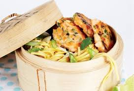 recipe easy thai salmon fishcakes with asian noodles recipe cook with kids mother baby