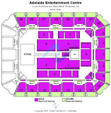Wwe Seating Chart Resch Center Seating Chart Seating Charts