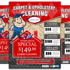 carpet cleaning flyer carpet cleaning flyer design 8 brads carpets