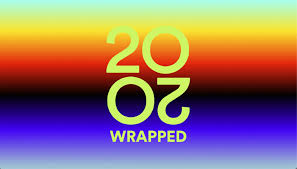 2020 Wrapped by Spotify - The songs you loved most this year, all wrapped up